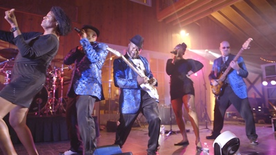 Affirmative Groove gets down on stage