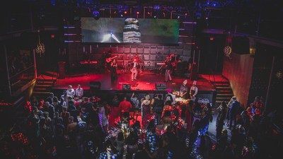 Experience The Live performance at a private event