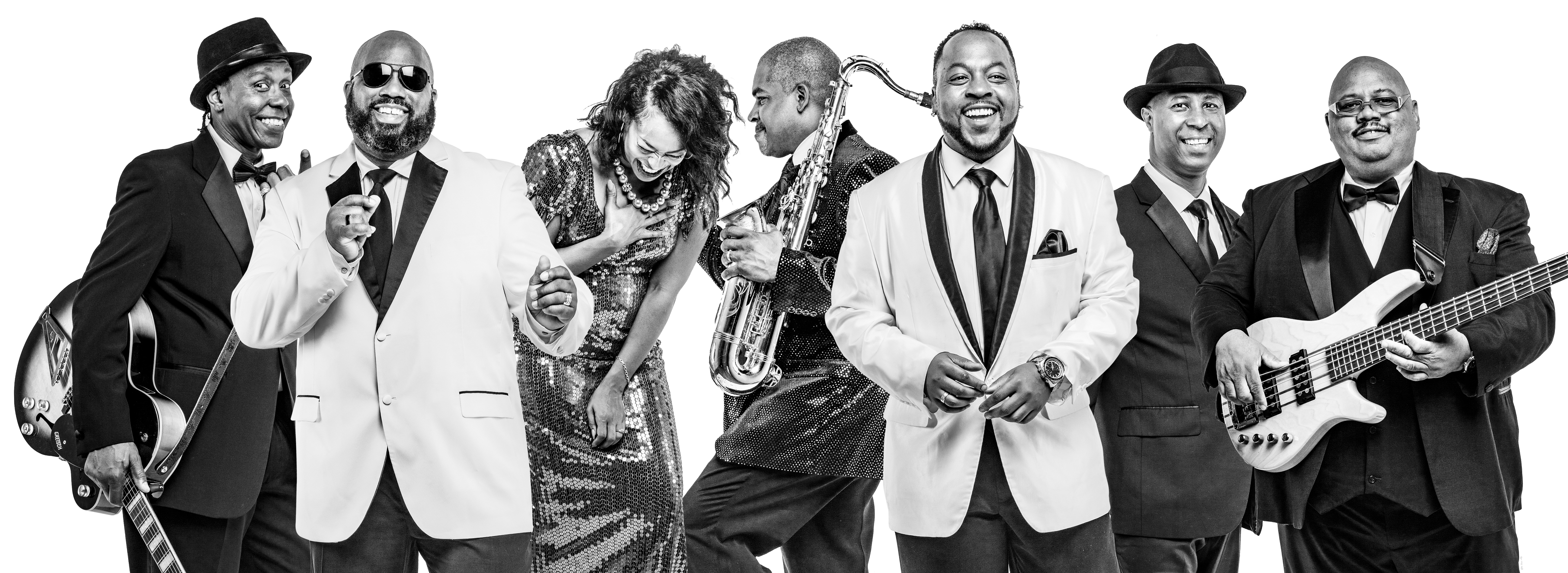Soul Expressions Book The Band Sam Hill Entertainment